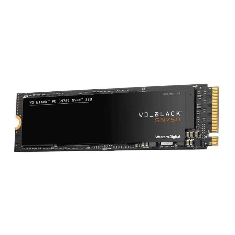 Western Digital DISCO DURO 1TB M.2 SSD  BLACK SN750 NVMe PCIE 2280 WDS100T3X0C