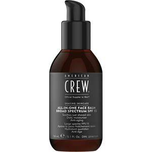 American Crew Cuidado del cabello Shave All-In-One Face Balm Broad Spectrum SPF 15 170 ml