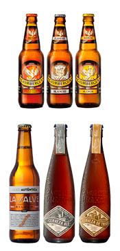 Peña del Valle Matices Cerveceros Unicos