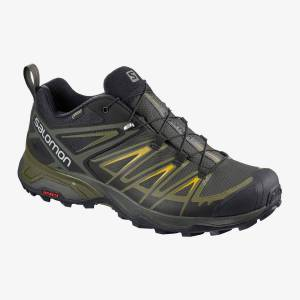 Salomon Zapatillas  X Ultra 3 (Gore-Tex) - UK 7 Gray/Beluga/Gray