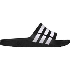 Adidas Chanclas  Duramo Slide - 12 Negro/blanco   Chanclas