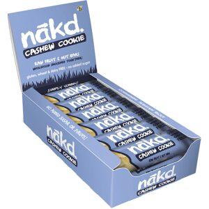 nakd. Barritas  (18 x 35 g) - 18x35g 18x35g Cashew Cookie   Barritas