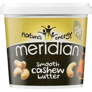 Meridian Mantequilla de anacardos  Cashew Smooth (1000g) - 1000g