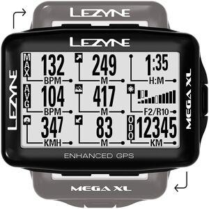 Lezyne Ciclocomputador Lezyne Mega XL GPS 2018 Negro