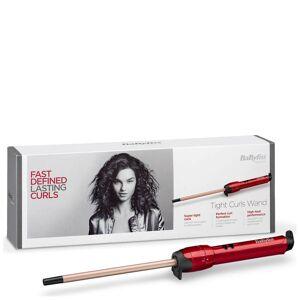 BaByliss Rizador Tight Curls de BaByliss - Rojo