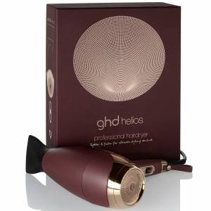 ghd Helios™ Professional Hair Dryer - Plum with 2 Pin Plug