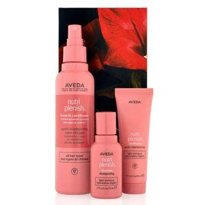 Aveda Nutriplenish Light Moisture Hair Trio