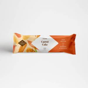 Exante Diet Barrita de Tarta de Zanahoria