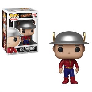Pop! Vinyl Figura Funko Pop! Jay Garrick - DC The Flash