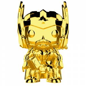 Pop! Vinyl Figura Funko Pop! Thor Dorado - 10.º Aniversario Marvel Studios - Marvel