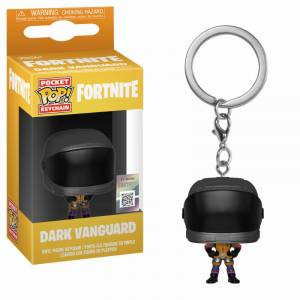 Pop! Keychain Llavero Funko Pop! - Dark Vanguard - Fortnite