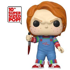 Funko Pop! Vinyl Figura Funko Pop! Chucky 25 cm - Chucky (El Muñeco Diabólico)