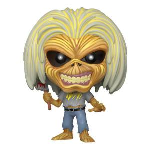 Pop! Vinyl Figura Funko Pop! Rocks - Eddie (Killers) - Iron Maiden