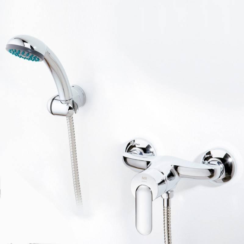 Griferías MR Grifo monomando de ducha Baza 07
