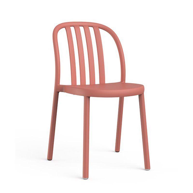 Resol Juego de 2 sillas terracota Sue Resol