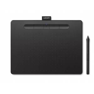 Wacom Tableta Gráfica WACOM Intuos M (USB y Bluetooth - Windows y Mac OS - 216 x 135 mm)