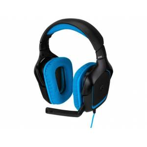 Logitech Auriculares Gaming Con Cable LOGITECH G430 (Caja Abierta - Con Micrófono)