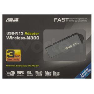 Asus Adaptador de red ASUS USB-N13