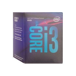 Intel Procesador INTEL Core i3-8100 (Socket LGA1151 - Quad-Core - 3.6 GHz)