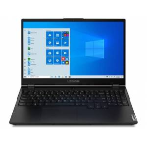 Lenovo Portátil Gaming LENOVO Legion 5 15IMH05 (Intel Core i7-10750H - NVIDIA GeForce GTX 1650 - RAM: 16 GB - 512 GB SSD PCIe - 15.6'')
