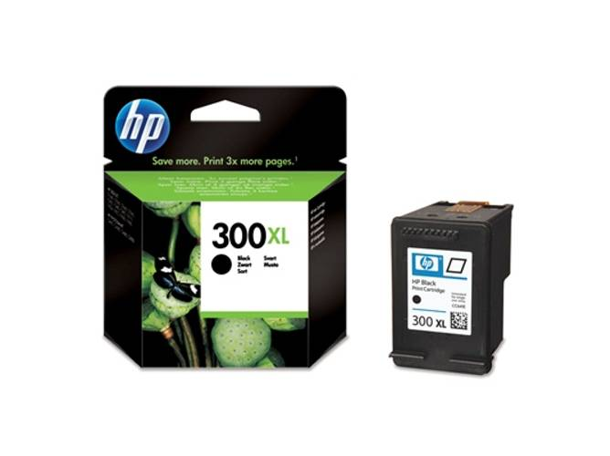 HP Cartucho de tinta HP 300XL negro original (CC641EE)