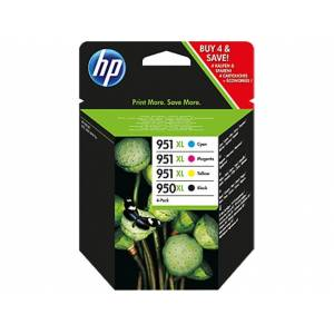 HP Pack 4 Cartuchos HP 950XL/951XL (C2P43AE)