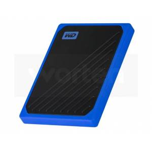 Western Digital Disco SSD Externo SANDISK My Passport Go (500 GB - USB 3.1 - 400 MB/s)