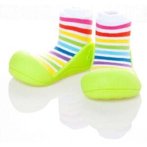 Attipas Calzado Los Primeros Pasos Rainbow Verde 25.5