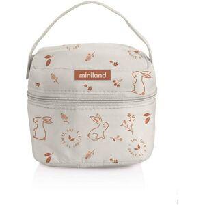 Miniland Pack De Bolsa Más 2 Tarteras De Miniland Bunny