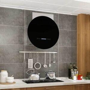 vidaXL campana extractora de pared pantalla sensor táctil 756 m³/h led Cocina y comedor Extractores