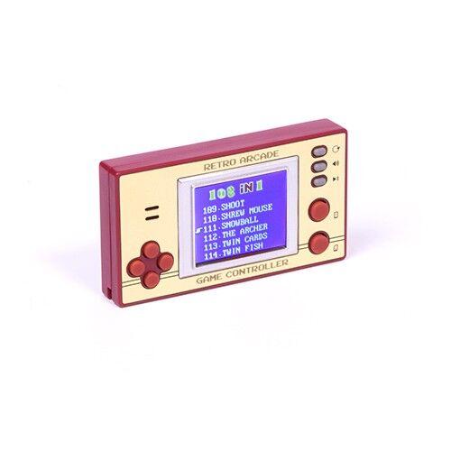 RET Mini consola retro pocket games con pantalla lcd