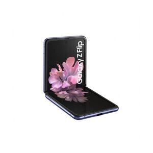 Samsung F700 Z Flip 8gb Ram 256gb Mirror Purple