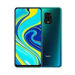 Xiaomi Redmi Note 9s 4g 4gb Ram 64gb Ds Aurora Blue