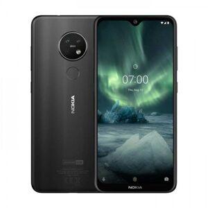 Nokia 7.2 64gb 4gb Ram 4g Black Ds