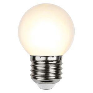 Best Season Bombilla LED E27 G45 cadena de luces blanco 2.700K