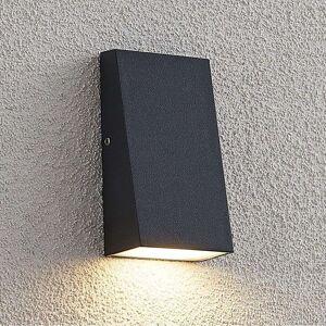 Lucande Adarey aplique LED de exterior, IP54