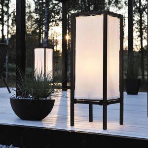 Konstmide Moderna lámpara de pie NEW PALERMO con tela