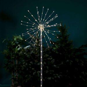 Best Season Lámpara decorativa LED Firework Outdoor batería