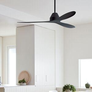 Beacon International Ventilador de techo Whitehaven 142cm negro