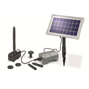 Esotec Sistema de bombeo solar Rímini Plus con batería