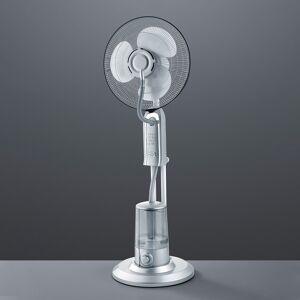 Reality Leuchten Ventilador de pie Andreas con humidificador