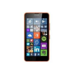 Microsoft Lumia 640 Dual-SIM 12,7 cm (5 pulgadas pulgadas) 1 GB 8 GB SIM doble Naranja 2500 mAh