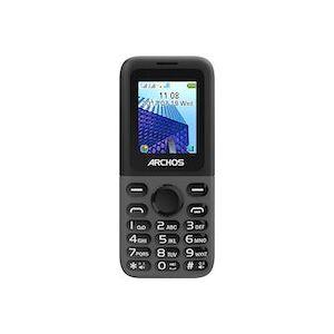 Archos 18F V2 4,5 cm (1.77 pulgadas pulgadas) 71 g Negro, Gris Característica del teléfono