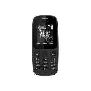 Nokia 105 DS 4,57 cm (1.8 pulgadas pulgadas) 73 g Negro Característica del teléfono