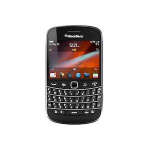 Blackberry Bold 9900 7,11 cm (2.8 pulgadas pulgadas) 0,75 GB 8 GB SIM única Negro 1230 mAh