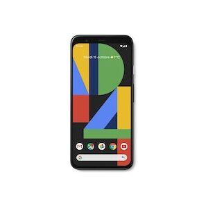 Google Smartphone Pixel 4 64 Go Simplement noir