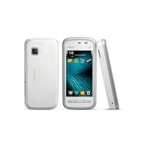 Nokia 5230 Orange White