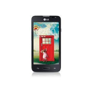 LG L65 D280 Orange Black