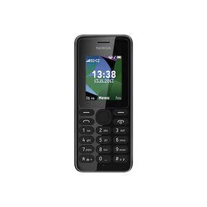 Nokia 108 Dual SIM 4,57 cm (1.8 pulgadas pulgadas) 69,9 g Negro