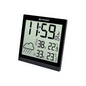 Bresser Estación Meteorológica temeotrend JC LCD - negro